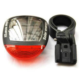 【珍愛頌】B047 太陽能車尾燈 節能環保免裝電池 太陽能尾燈 自行車尾燈 警示燈 單車尾燈 小折 腳踏車 自行車 單車