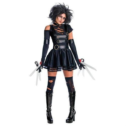 Edward Scissorhands - Miss Scissorhands Adult Costume 0