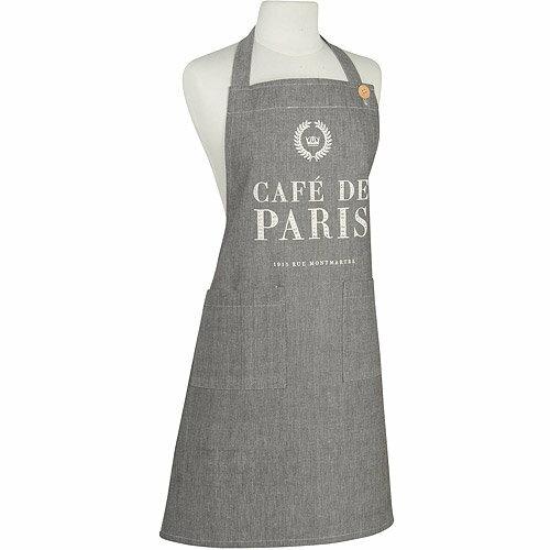 《NOW》平口雙袋圍裙(巴黎)