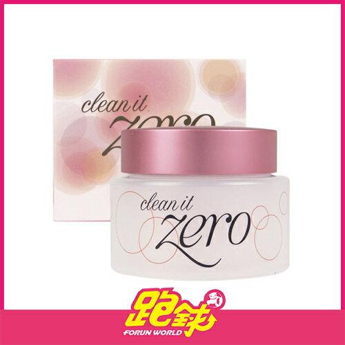 韓國 banila co ZERO 皇牌零殘留溫和保濕卸妝凝霜 凝露 卸妝乳 宋智孝代言 100 ML