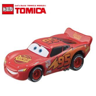 日貨 TOMICA CARS C-01 麥坤 汽車總動員 皮克斯 迪士尼夢幻小汽車 多美小汽車【N201654】