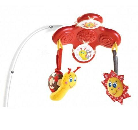 【安琪兒】【Tiny Love】Rocker- Napper 3-in-1 搖椅(藍/咖/紅) 8
