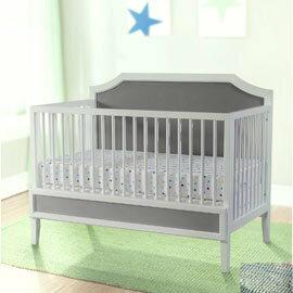 *babygo*預購:)LEVANA【四合一plus】Olly 實木製四合一嬰兒床組合價(2色)