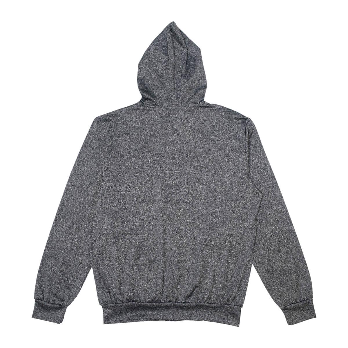 加大尺碼防曬外套 防風遮陽薄外套 柔軟輕薄休閒外套 連帽外套 運動外套 黑色外套 Sun Protection Jackets Mens Jackets Casual Jackets (321-0516_0517-21)黑色、(321-0516_0517-22)紋理灰 3L 4L 5L 6L (胸圍122~140公分  48~55英吋) 男 [實體店面保障] sun-e 9