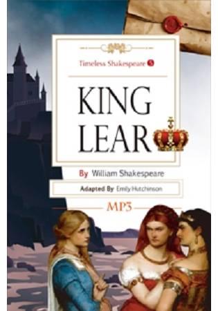 King Lear: Timeless Shakespeare 5^(25K彩色 1MP3