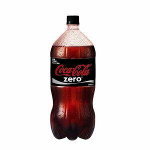 可口可樂 zero 零熱量 2000ml