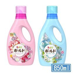 日本 寶僑 PG BOLD 洗衣精 柔軟精 850g -RC【Miss.Sugar】【K4006144】