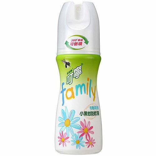 叮寧 有機精油小黑蚊防蚊液 80ml/瓶◆德瑞健康家◆