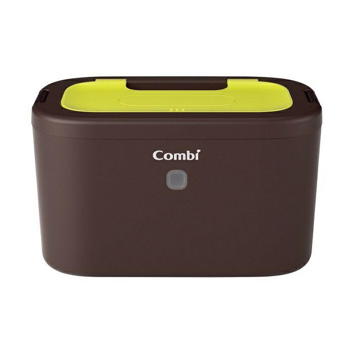 日本【Combi 康貝】Quick Warmer LED+濕紙巾保溫器(綠)