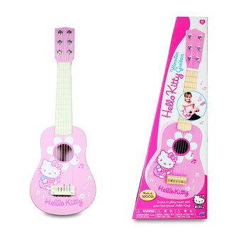 【 Hello Kitty 凱蒂貓】KT木製吉他 KT25167
