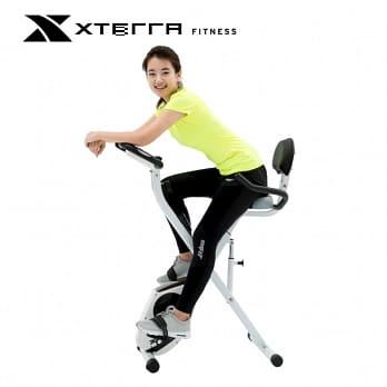 【  APP滿666折50滿3千點數回饋11~23%】XTERRA 多功能美顏健身車 2