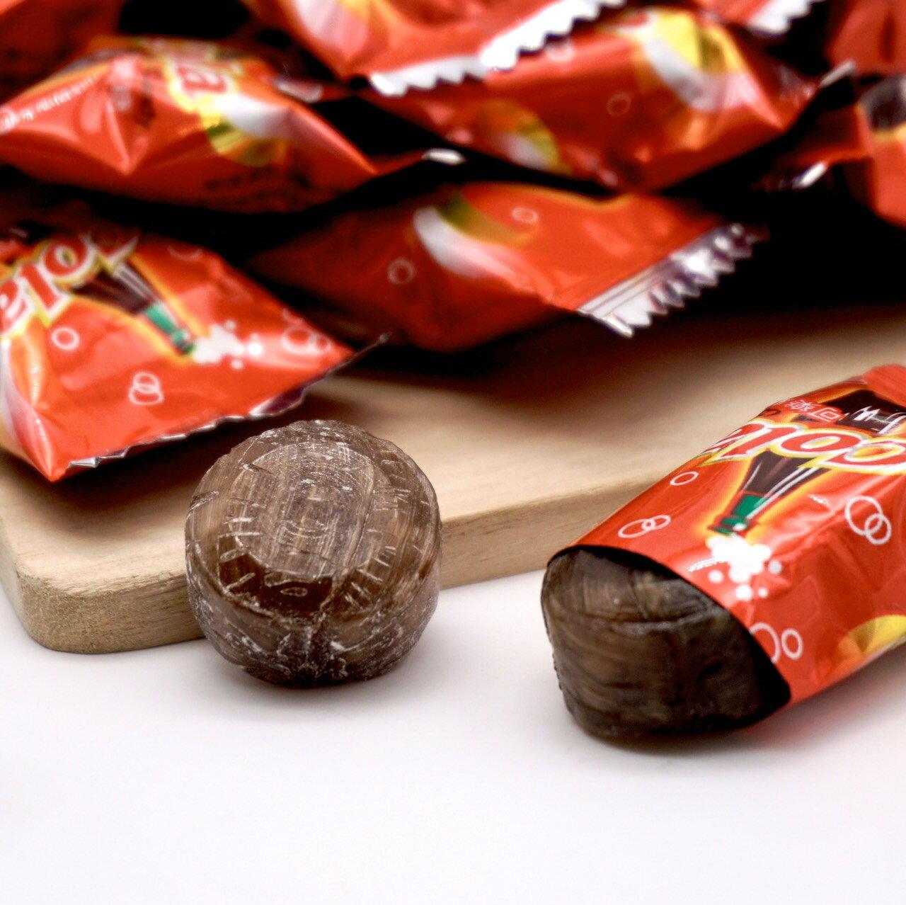 嘴甜甜 可樂糖 200公克 糖果系列 汽水糖 可樂 糖果 素食 現貨