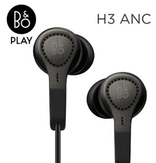 ├登山樂┤ 丹麥B&O B&O PLAY BeoPlay H3 ANC 輕金屬入耳式耳機 槍灰色#H3 ANC