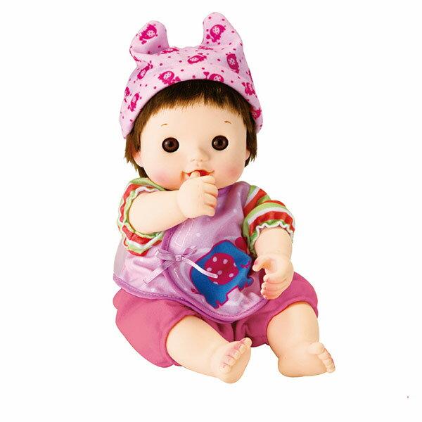 【奇買親子購物網】POPO-CHAN洋娃娃系列-新小POPO-CHAN育兒遊戲組合