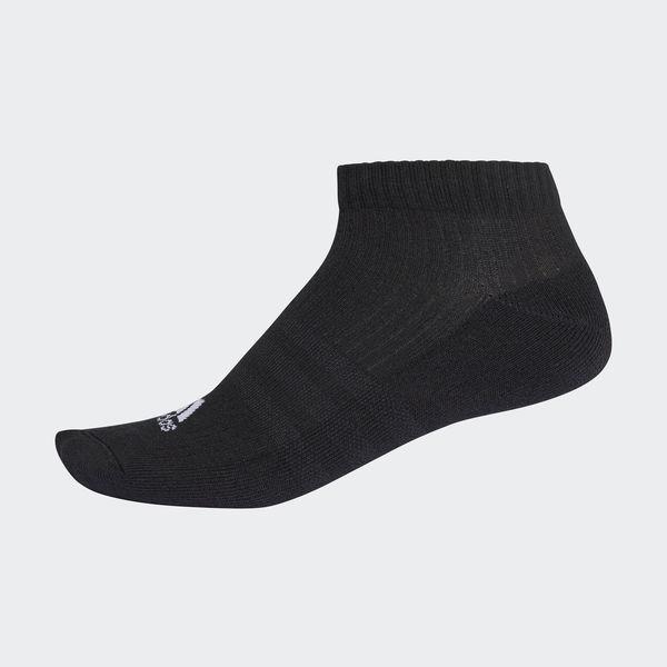 Adidas 3S PER N-S HCP1 [AA2283] 踝襪 隱形襪 透氣 舒適 彈性 男女 黑