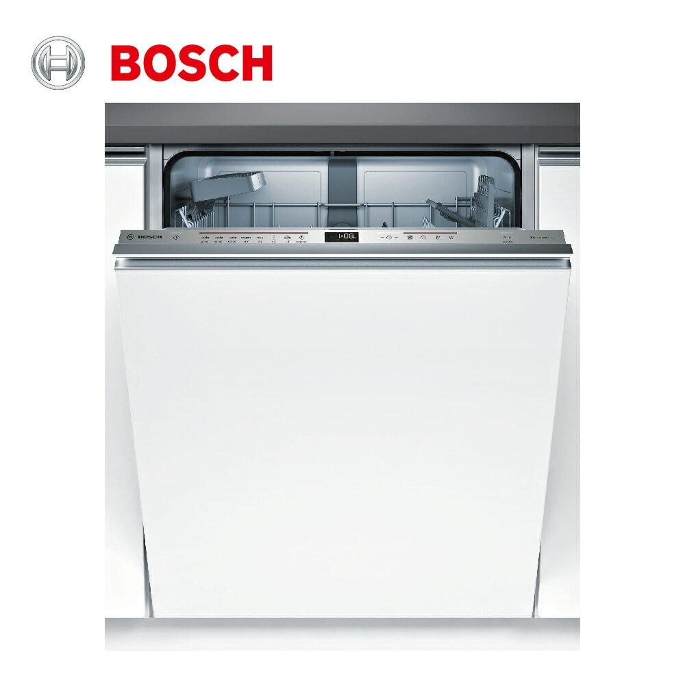 ★贈基本安裝【BOSCH博世】60cm 13人份110V全嵌式洗碗機(SMV68IX00X) 0