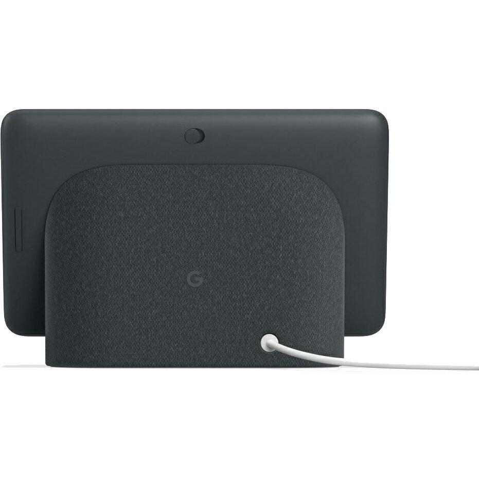 Google Home Hub with Google Assistant (GA00515-US) - Charcoal