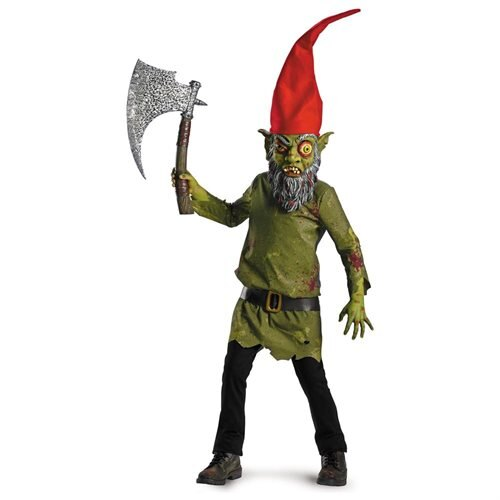 Wicked Troll Child Halloween Costume 0