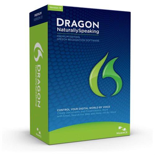 Dragon NaturallySpeaking Premium 12 with headset 0