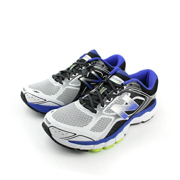NEW BALANCE 860系列 跑鞋 藍黑 男款 no013
