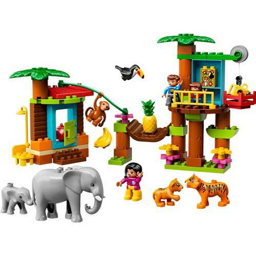 樂高LEGO 10906 Duplo 得寶系列 -熱帶島嶼
