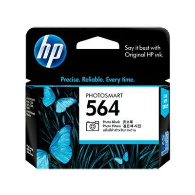 【OKIN】HP 原廠相片墨水匣 CB317WA 564號 噴墨印表機