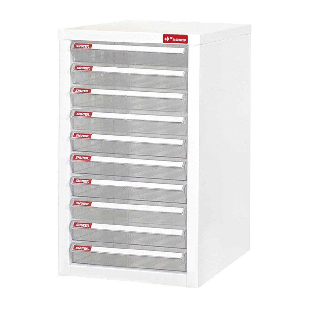 西瓜籽 樹德 A4-110P 桌上型 文件櫃 檔案整理 文件櫃 收納 社團用文書櫃 分類 資料櫃