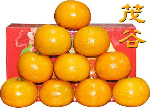 ✿仲菁✿納福茂谷柑禮盒-5斤-免運費