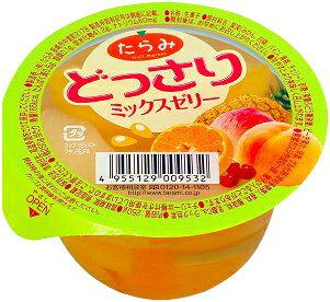 ✿仲菁✿日本進口水果果凍-綜合口味6入/盒