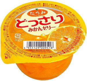 ✿仲菁✿日本進口水果果凍-柑橘口味6入/盒