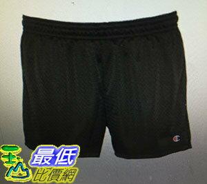 [COSCO代購 如果沒搶到鄭重道歉] Champion 女運動短褲 深藍/黑 W1132861