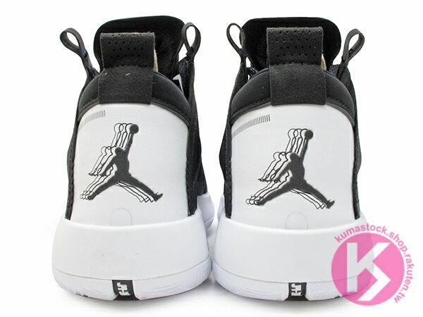 2019-2020 史上最輕 NIKE AIR JORDAN XXXIV 34 PF BLACK WHITE 黑白 新一代 ECLIPSE PLATE 避震科技傳導 前、後 ZOOM 籃球鞋 AJ 4 (BQ3381-001) 1119 4