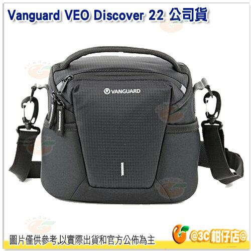 精嘉 VANGUARD VEO DISCOVER 22 公司貨 側背包 攝影側背包 附雨罩 迷你平板 相機包 0