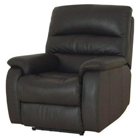 ◎(OUTLET)全皮1人用頂級電動可躺式沙發 BELIEVER2 福利品 NITORI宜得利家居 1