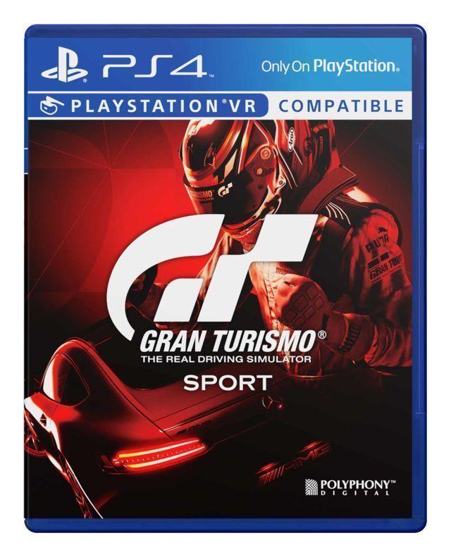 【全新未拆】PS4 GT Sport GTS 跑車浪漫旅 一般版 中英合版 附初回特典【台中恐龍電玩】