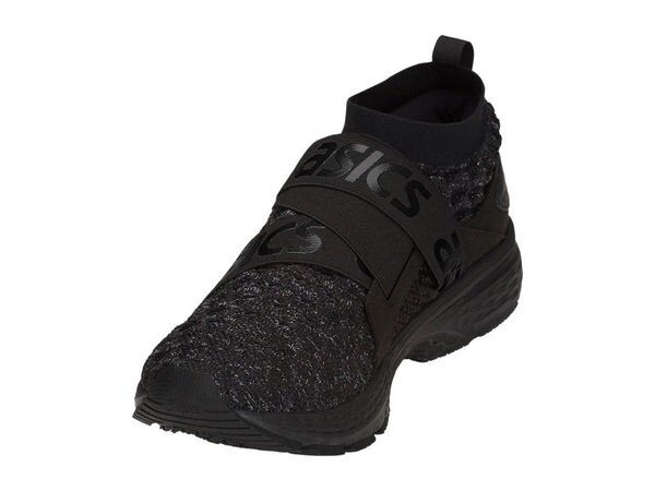 ASICS亞瑟士女慢跑鞋GEL-KAYANO25(黑)緩衝支撐款1022A028-001【胖媛的店】