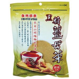 自然原素 黑糖薑母茶 240g