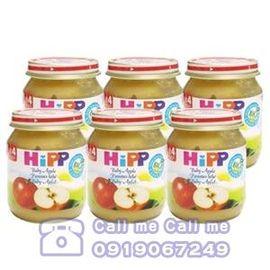 HiPP喜寶 蘋果泥(6罐)#6036*6