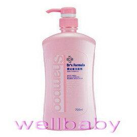 台塑生醫Dr's Formula 台塑嬰幼童洗髮精700ml
