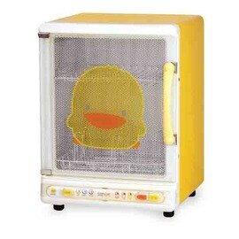 黃色小鴨 負離子紫外線消毒鍋#4021