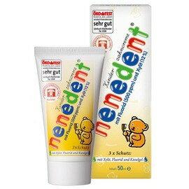 貝恩 Bubchen - BAAN 木糖醇兒童牙膏 (綜合水果口味) (50ml)