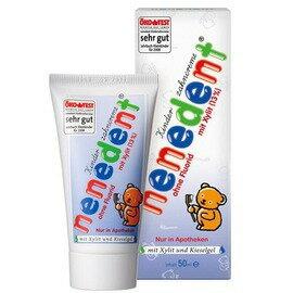 貝恩 Bubchen - BAAN 木糖醇兒童牙膏 (不含氟) (50ml)