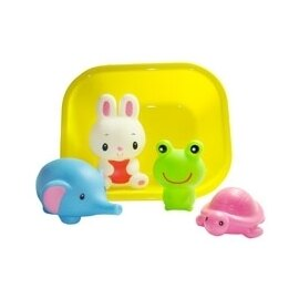 樂雅 Toy Royal 洗澡玩具-新快樂遊戲組#4401★愛兒麗婦幼用品★
