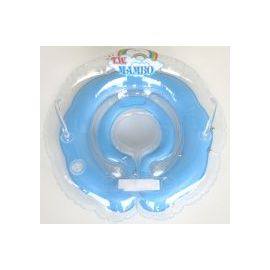 曼波魚屋 嬰兒游泳圓型脖圈【第二代】(顏色隨機出貨)#1114