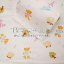 ★衛立兒生活館★紗布歡樂-可愛熊浴巾 0