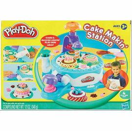 培樂多 Play-Doh 蛋糕師傅遊戲組
