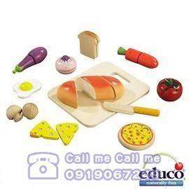 ★衛立兒生活館★《愛傑卡educo》主廚烹飪