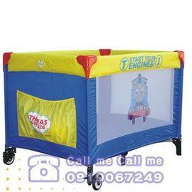 ★衛立兒生活館★湯瑪士 嬰兒單層遊戲床 0