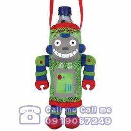 ~衛立兒 館~Stephen Joseph兒童 水壺袋~機器人