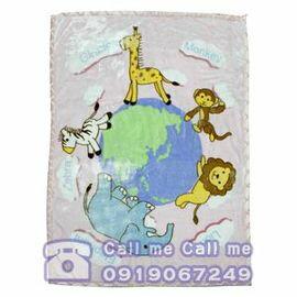 ★衛立兒生活館★Cherry環遊世界雙層毛毯(粉紅)